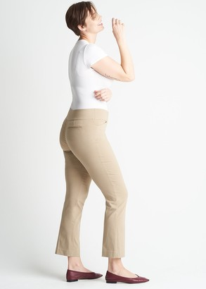 Yummie Fly Front Slimming Pant
