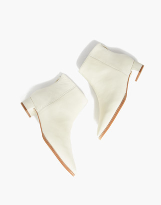 Madewell INTENTIONALLY BLANK Gary Cream Boots