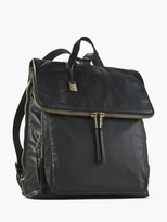 John Varvatos Morrison Fold-Over Backpack