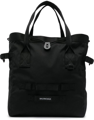 Balenciaga medium Army tote bag
