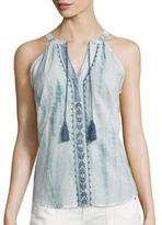 Soft Joie Joie Carafina Dyed Cotton Tank Top