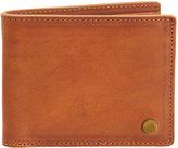 Rag & Bone Men's Bifold Wallet-BROWN