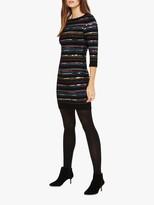 Phase Eight Jesse Knit Dress, Multicoloured