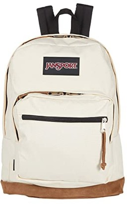 JanSport Right Pack (Crabapple) Backpack Bags
