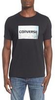 Converse Graffiti Photo Graphic T-Shirt