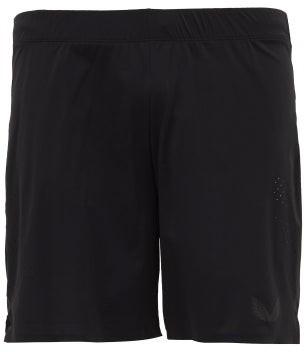 Castore - Perforated-panel Training Shorts - Mens - Black