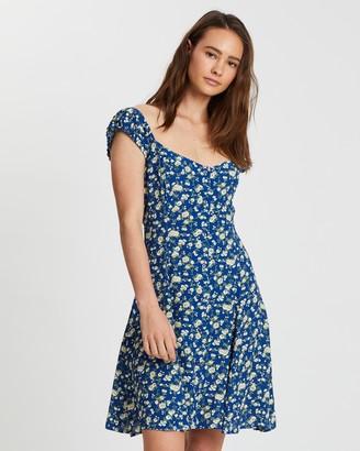 ROLLA'S Erin Rambling Rose Dress