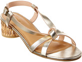 Soludos Lucie Leather Sandal