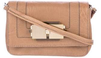 Anya Hindmarch Textured Leather Flap Bag
