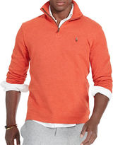 Polo Ralph Lauren Heathered Ribbed Cotton Pullover