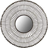Asstd National Brand Victoria Sunburst Round Wall Mirror