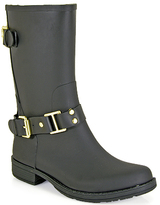 Colors of California HCRB25 Biker Zip - Rain Bootie