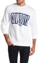 Mitchell & Ness NFL Cowboys Fleece Crew Neck Sweater