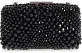 Sondra Roberts Beaded Box Clutch