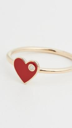 Jennifer Zeuner Jewelry Mia Enamel Ring