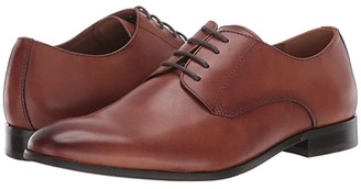 Steve Madden Prey Oxford (Tan Leather) Men's Shoes