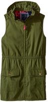 Tommy Hilfiger Utility Parka Vest (Big Kids)