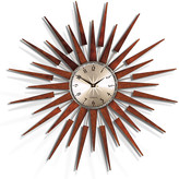 Newgate Clocks - The Pluto Starburst Wall Clock - Large