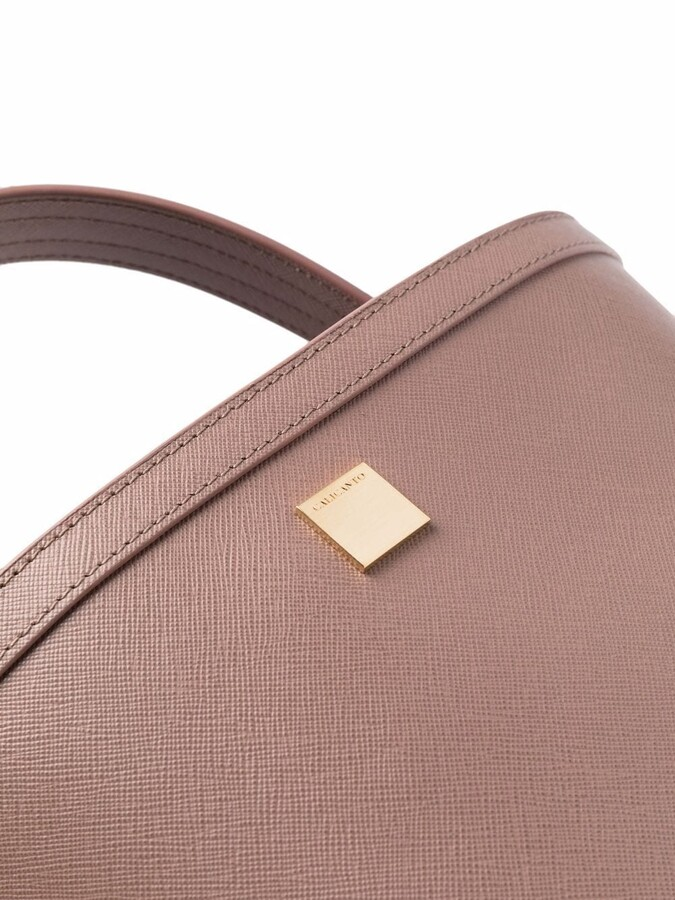 Thumbnail for your product : Calicanto Peggy leather bucket bag