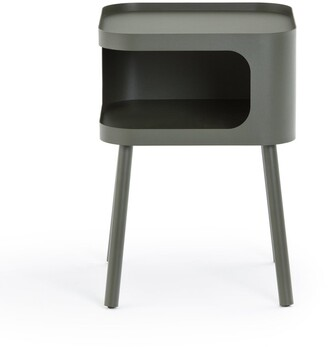 Am.pm. Malakou Metal Bedside Table