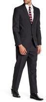 Ben Sherman Ben Plaid Suit