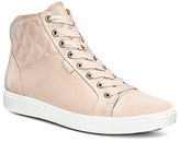 Ecco Women's Soft 7 Quilted High Top