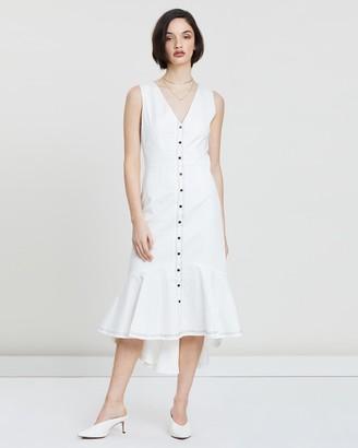 Friend Of Audrey Maddox Day Dress
