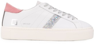 D.A.T.E Vertigo low top sneakers