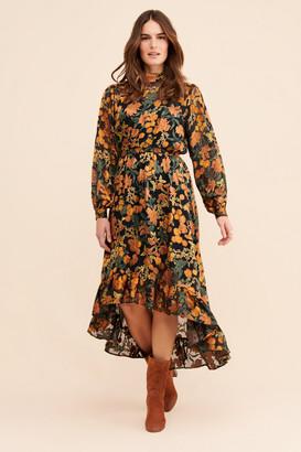 Just Female Mirador Floral Dress