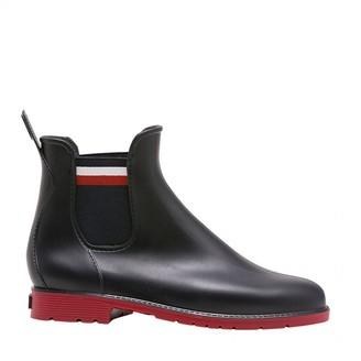 Le Lab - Red Rain Boots - plastic | 36 (3.5)