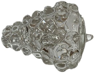 Edie Parker Ghost Grape Glass Fruit Pipe