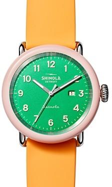 Shinola The Islander Detrola Watch, 43mm