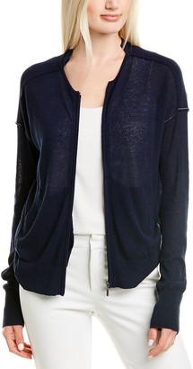 Raffi Mock Neck Jacket