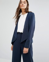 Selected Dusa Blazer with Zip Pockets