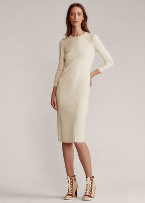 Ralph Lauren Merino Wool Sweater Dress