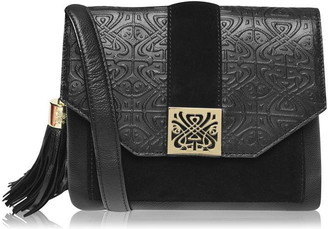 Biba Frankie Cross Body Leather Bag