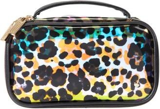 Stephanie Johnson Claire Miami Cheetah Medium Makeup Bag