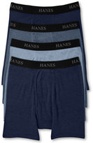 Hanes Platinum Men's Underwear, Boxer Brief 4 Pack