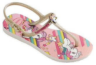 Havaianas Little Girl's & Girl's Freedom My Little Pony Sandals