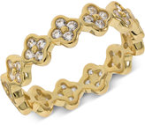 Giani Bernini Cubic Zirconia Mini-Cluster Stack Ring, Created at Macy's