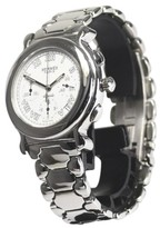 Hermes Kepler Stainless Steel Automatic 39mm Mens Watch