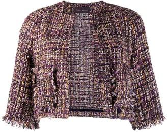 Talbot Runhof Nununu tweed jacket