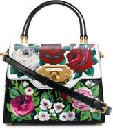 Dolce & Gabbana Welcome floral handbag
