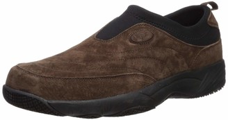 Propet Men's M3850 Wash & Wear Slip-On II Slip Resistant Sneaker