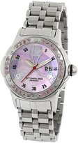 Stuhrling Original Women's 5ABS.12119 Lifestyle 'Alpine La Femme' Bubble Watch
