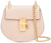 Chloé Mini Drew Shoulder Bag - Beige