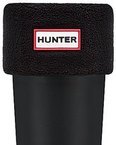 Hunter Tall Fold Over Fleece Boot Socks