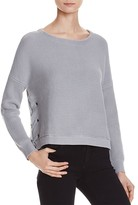 Eleven Paris Tara Rib Sweater - 100% Exclusive