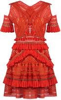Thurley Flaminco Cold Shoulder Dress