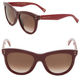 Marc Jacobs 54mm Cats Eye Sunglasses